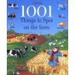 1001 Things to Spot on the Farm (Usborne 1001 Things to Spot) (Paperback)