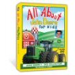 All About John Deere for Kids 4-DVD Collection
