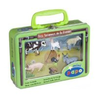Toy Farm Animal Sets