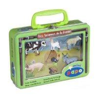 Toy Farm Animal Sets