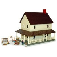 Toy Farm Houses