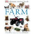 Farm (Ultimate Sticker Books) (Paperback)