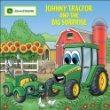 Johnny Tractor And Big Surprise (John Deere) (Paperback)