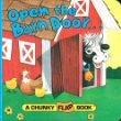 Open the Barn Door (Board Book)