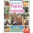 The World of Farm Animals: An Early Encyclopedia for Beginning Readers (Hardcover)