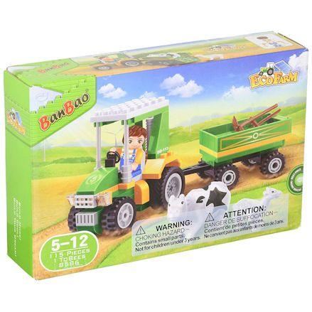 BanBao Tractor, boxed