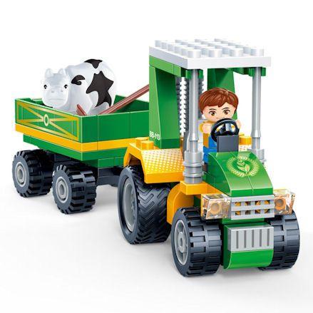 BanBao Tractor, frontview