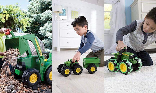Best Ertl John Deere tractors