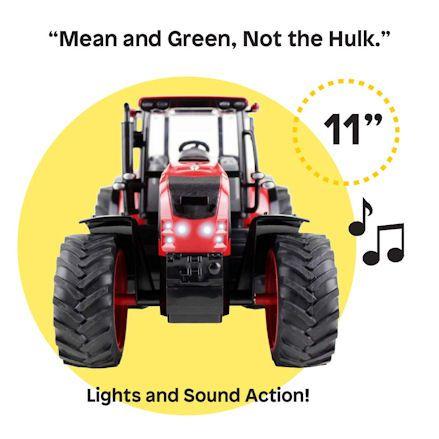 Boley Tractor, Graphics
