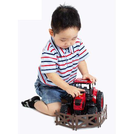 Boley Tractor, Child Pushing