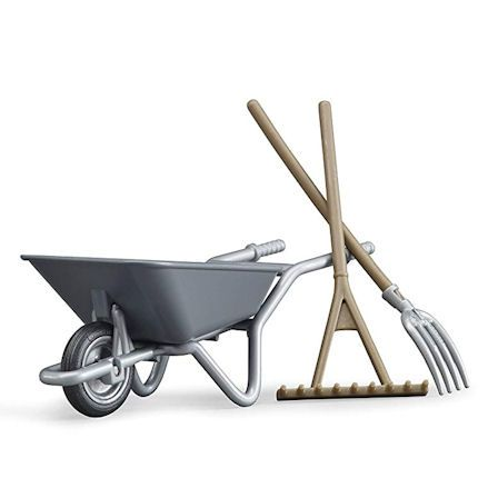 Bruder Farmer, wheelbarrow