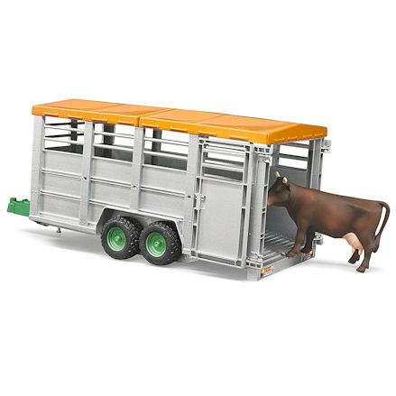 Bruder Livestock Trailer