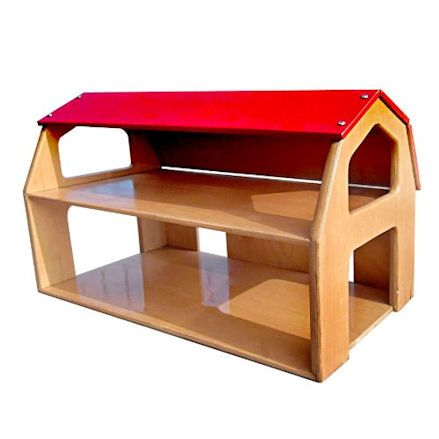 ChildSupply Red Roof Barn