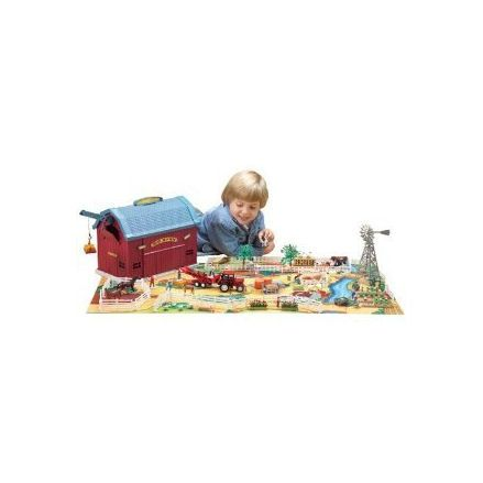 Constructive Playthings: Big Barn Playset
