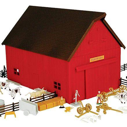 Ertl Western Ranch Set, Barn
