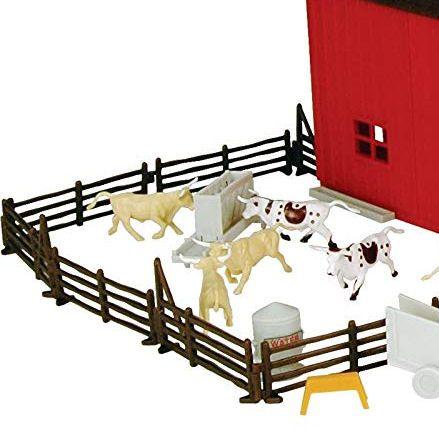 Ertl Western Ranch Set, Cattle