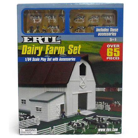 Ertl Dairy Barn, Boxed