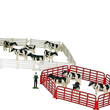 Ertl Dairy Barn, Pens