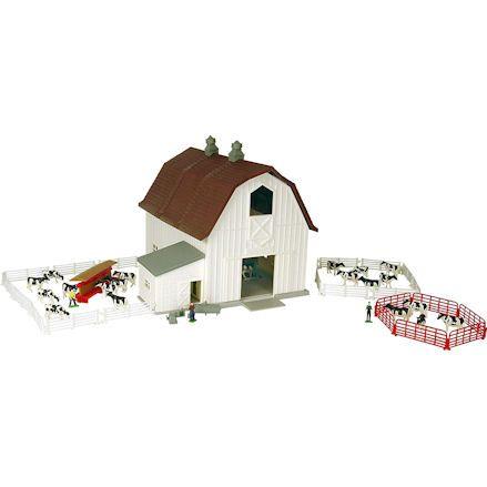 Ertl Dairy Barn Playset