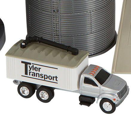 Ertl Grain Feed Truck