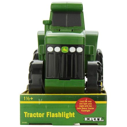 Ertl Tractor Flashlight, Frontview