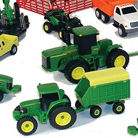 Ertl Value Set, Tractors