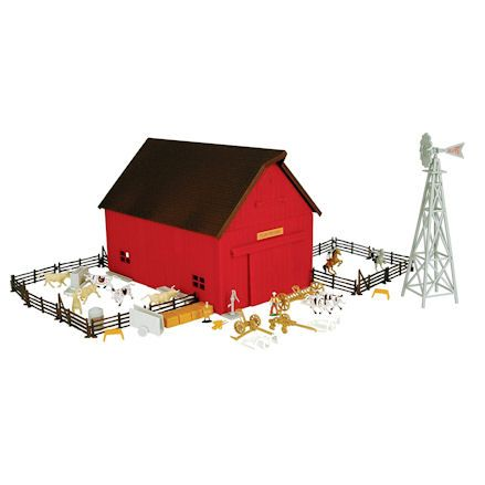 Ertl Western Ranch Set