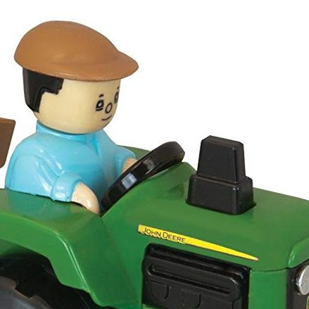 Ertl Pull and Go Tractor, Farmer