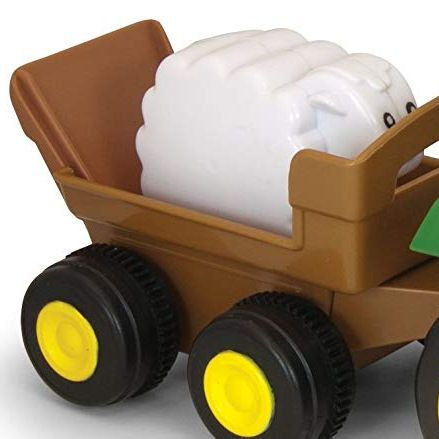 Ertl Pull and Go Tractor, Trailer