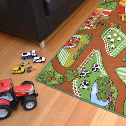 Farm Play Rugs