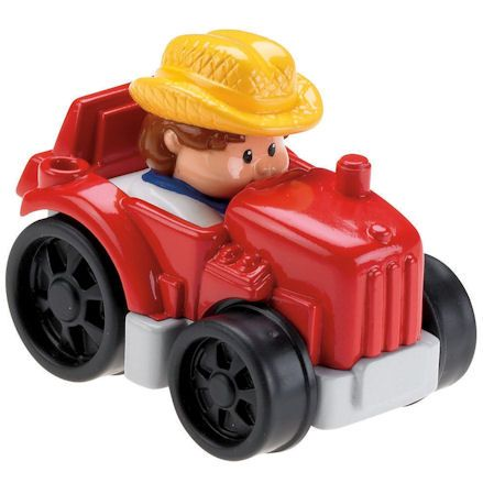 Fisher-Price V3385 Little People Wheelies Farm Tractor