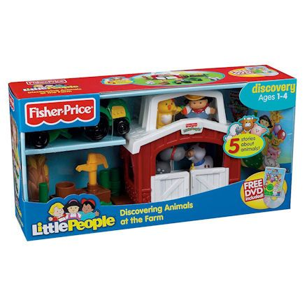 Fisher-Price Mini Farm, boxed