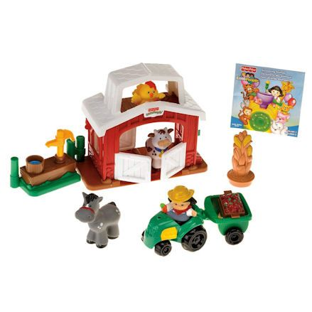 Fisher Price Mini Farm