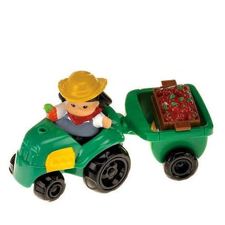Fisher-Price Mini Farm, tractor