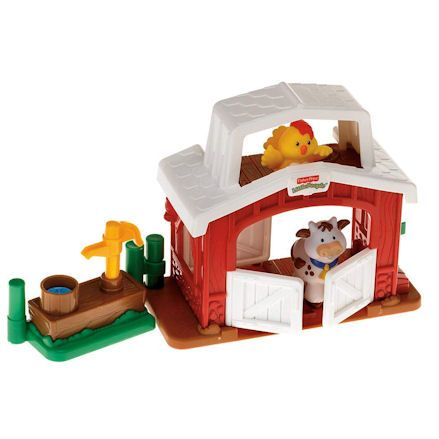 Fisher-Price Mini Farm, trough