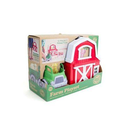 Green Toys Farm Playset, Boxed