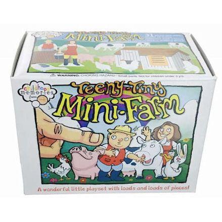 Mini Farm Playset, Boxed