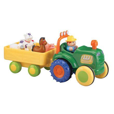 Kidoozie Funtime Tractor