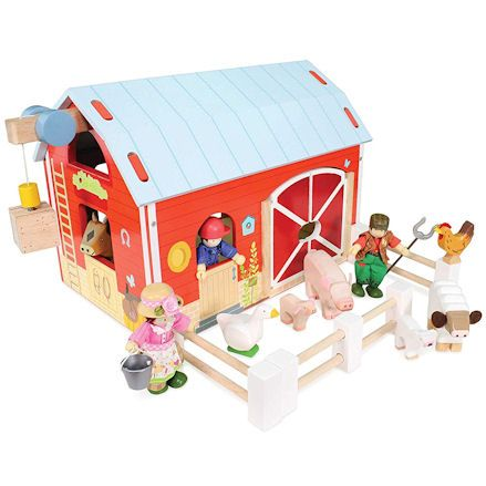 Le Toy Van Large Barn, Accessories