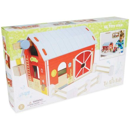 Le Toy Van Large Barn, Boxed