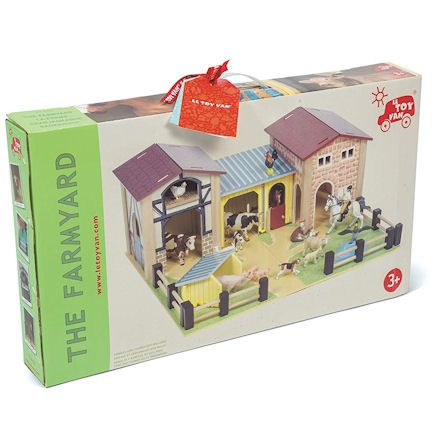 The Farmyard, Boxed