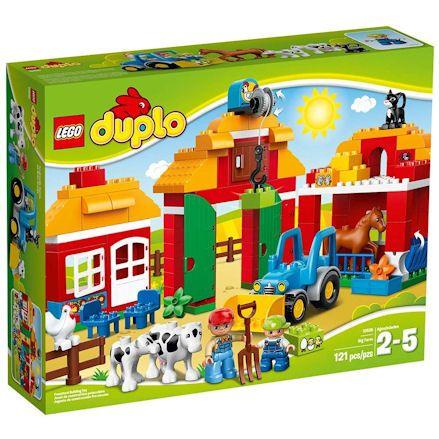 LEGO Duplo, Boxed