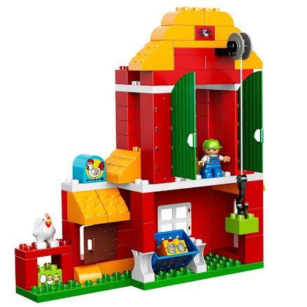 LEGO Duplo, Inside