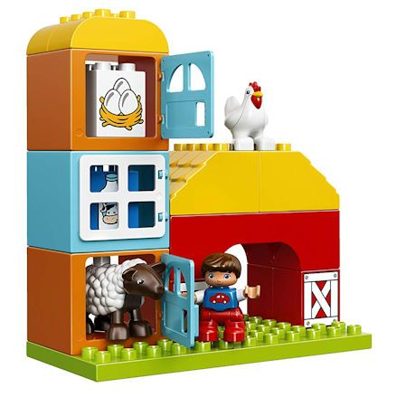 LEGO My First Farm, Barn