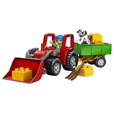 LEGO Duplo Big Tractor