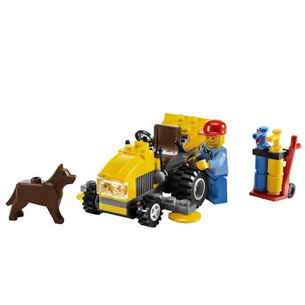 LEGO City Farm, Vehicle
