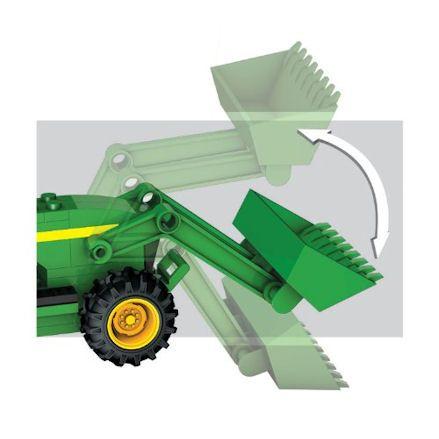 Mega Bloks Farm Tractor, Loader