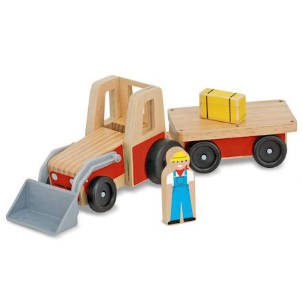 Melissa & Doug 9392: Farm Tractor