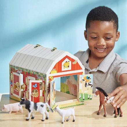 Latches Barn Toy, Boy