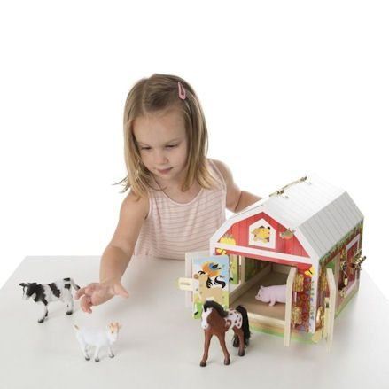 Latches Barn Toy, Girl